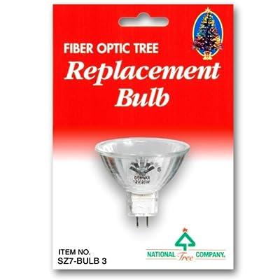National Tree 20-watt Bulb for Fiber Optics, 12-volt (SZ7-BULB 3)