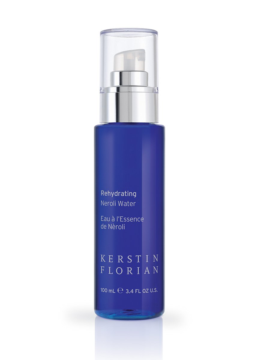 Kerstin Florian Rehydrating Neroli Water, Refreshing Aromatherapy Face Mist and Toner 100ml/3.4 fl oz