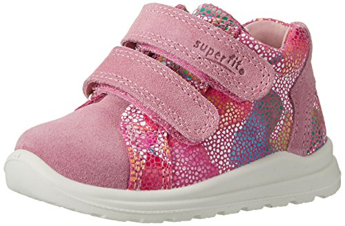 Superfit Mel - Botas de senderismo Bebé-Niños Pink (petal Kombi)