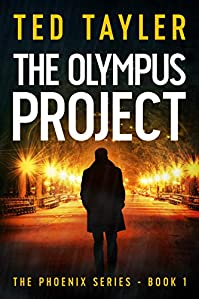 The Olympus Project by Ted Tayler ebook deal