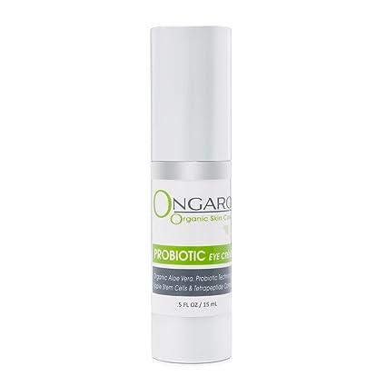 Crema de ojos orgánica; Crema antienvejecimiento eficaz para ...