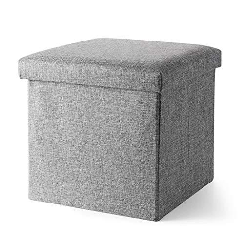 stool rectangle cloth storage