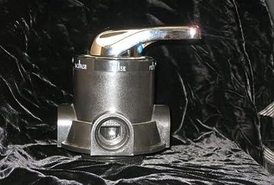 Manual Water Filter Valve Rinse/backwash/filter Setting from LiquaGen
