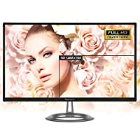 NEWSYNC U240LED EDGE 24in LED 1920 x1080(Full-HD) IPS PANEL(Wide viewing angle), (D-SUB, AUDIO OUT, DVI) Computer PC Monitor