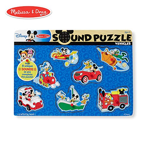Melissa & Doug Disney Mickey Mouse and Friends