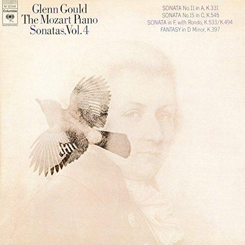 Mozart: Piano Sonatas Nos. 11,...