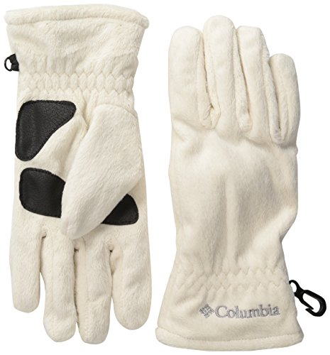 Columbia Women's Hotdots Gloves, Chalk, X-Large