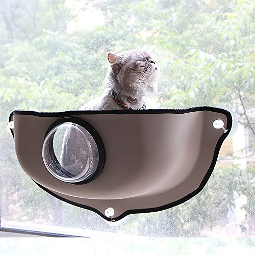 LGAC-py Cat Toys Dog Bed cat Hammock Bed Cat Bed Removable Window Sill Cat Radiator Bed Hammock Perch Seat Lounge Pet Kitty Hanging Bed Cosy Cat Hammock Mount Pet Seat