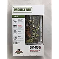 Moultrie Feeder GM800i 10MP Game Camera (iNVISIBLE flash 940nm LEDs)