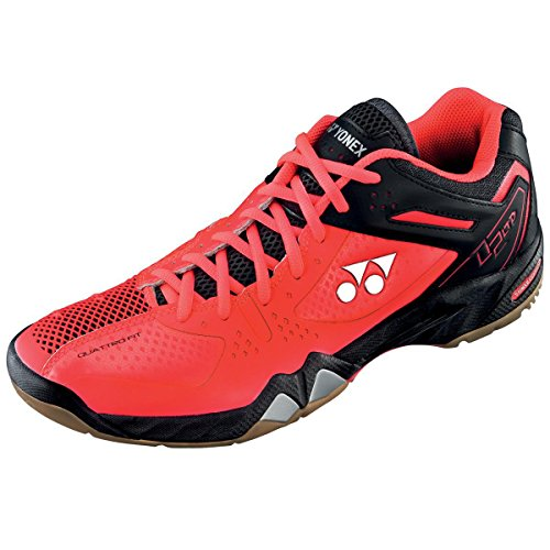 Yonex SHB 02 Limited Men's Indoor Shoe Red/Black (12)