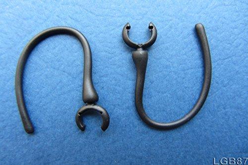 - 2 PCS Earhooks for Aliph Jawbone Icon Hero Catch Bombshell Ace Thinker Rogue Wireless Bluetooth Headset Ear Hook Loop Clip Earhook Hooks Loops Clips Earloop Earclip Earloops Earclip Replacement