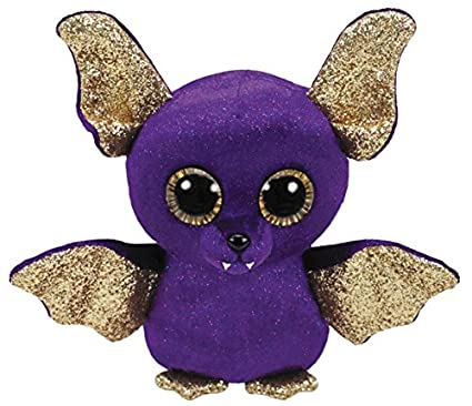 Ty Count - purple bat Ty Count - purple bat