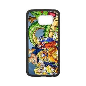 FOR Samsung Galaxy S6 -(DXJ PHONE CASE)-Cartoon Anime Dragon Ball Z Series-PATTERN 3