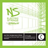 D'Addario NS Electric Contemporary Bass Single High C String, 3/4 Scale, Medium Tension
