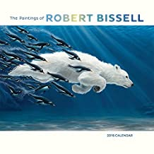 The Paintings Of Robert Bissell 2016 Mini Wall Calendar