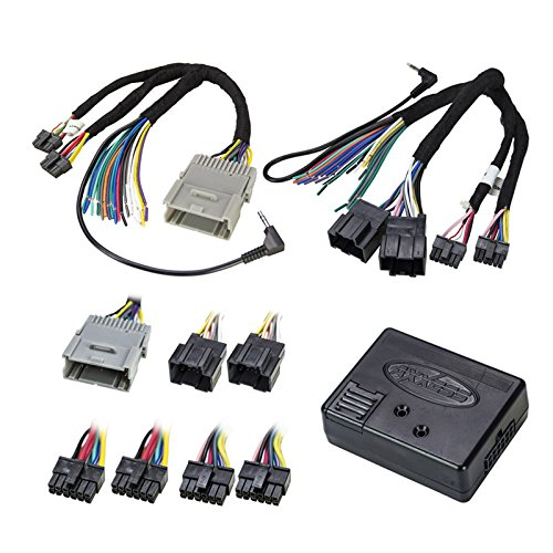 (Axxess AX-GMLAN112 11 BIT LAN DATA InterfaceFor Select 2004-12 GM Vehicles)