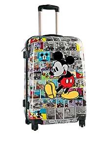Joumma Bags - Trolleys Abs 55 Cm Cab. 4 R. Mickey Comic - Unico