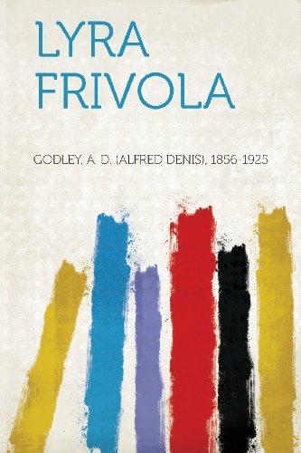 Lyra Frivola (Italian Edition)