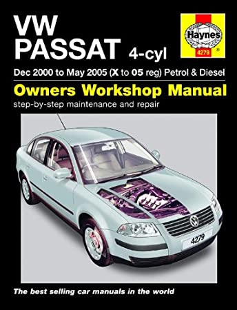 volkswagen passat repair manual haynes manual service manual rh amazon co uk 2000 passat owners manual pdf 2000 vw passat owners manual pdf
