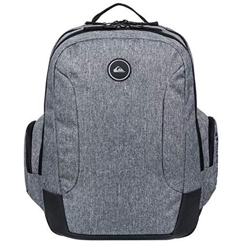 Quiksilver Schoolie Backpack in Light Grey Heather