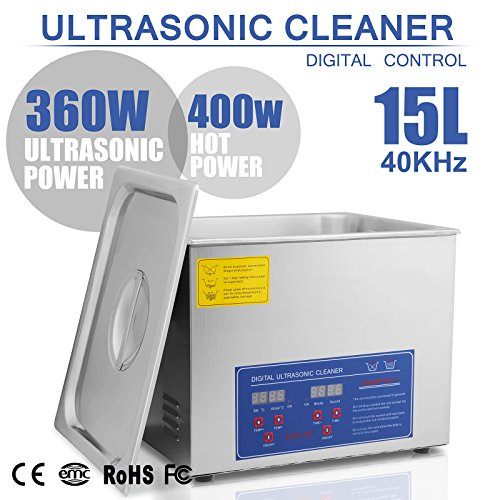 HappyBuy Ultrasonic Commercial Stainless Solution product image