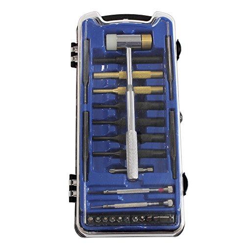Birchwood Casey Weekender Professional Gunsmith Kit 27 Tools (Kit Gunsmith Tool)