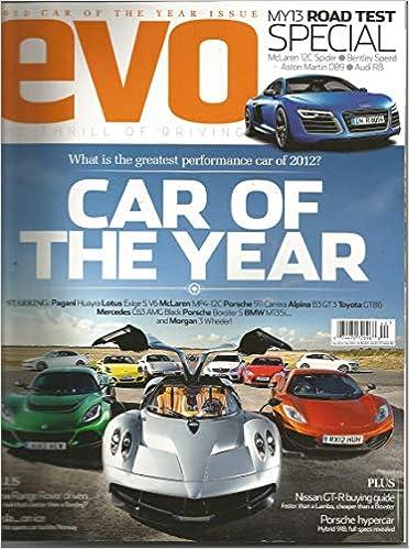 Evo Magazine Issue 177: Nick Trott: Amazon com: Books