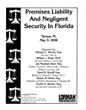 img - for Premises Liability And Negligent Security book / textbook / text book
