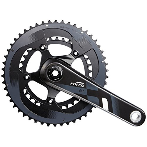 SRAM Force22 GXP Crankset, 172.5mm/50-34T ()