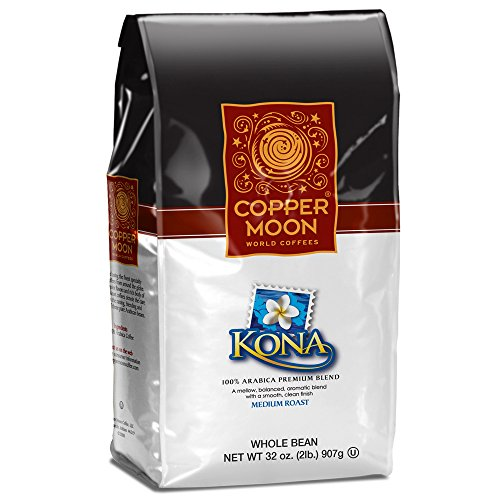 Copper Moon Whole Coffee Blend