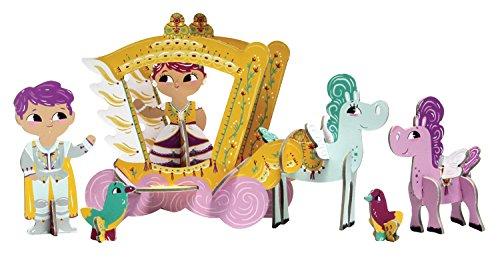 Iris Princess (Krooom Princess Iris Playset)