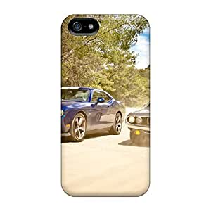 Premium PTd1149VEHp Case With Scratch-resistant/ Dodge Challenger Old Vs Ne Case Cover For Iphone 5/5s