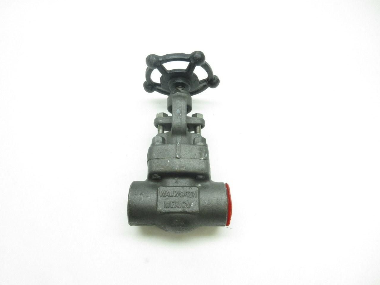 WALWORTH 5520-SW Steel 800 Socket Weld 3//4IN Globe Valve D598910
