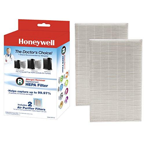 Honeywell True HEPA Replacement Filter, HRF-R2 - 2 Pack