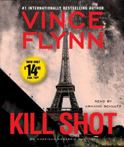 Best Audio (Kill Shot: An American Assassin Thriller)