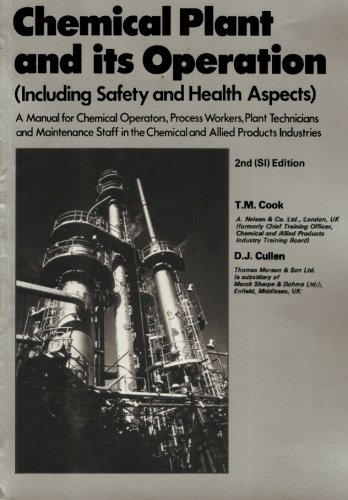 Chemical Plant and Its Operation: Including Safety and Health Aspects (Pergamon international library of science, technology, engineering and social studies)