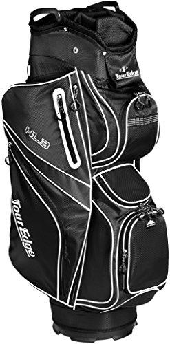 Tour Edge UBAHKCB01 HL3 Golf Cart Bag Black