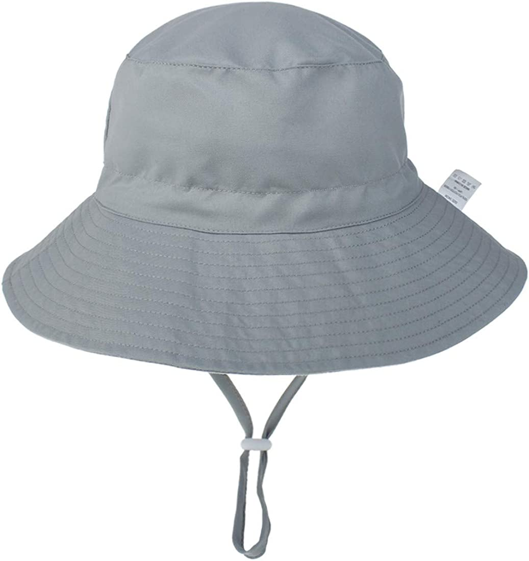 Toddler Kids Ear and Neck Flap Hat for Spring Summer Bonvince Baby Sun Protection Hat UPF 50