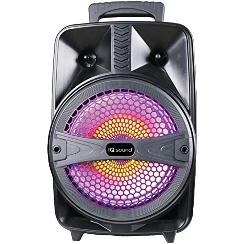 Supersonic 8-Inch Tailgate Bluetooth Speaker