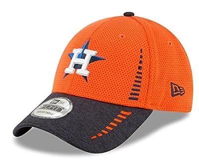"Houston Astros New Era 9Forty MLB ""Speed Tech 2"" Performance Adjustable Hat"