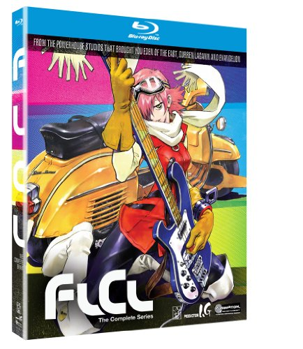 FLCL-The-Complete-Series-Blu-ray