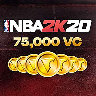 Amazon.com: NBA 2K20: 75000 VC Pack - [PS4 Digital Code ...
