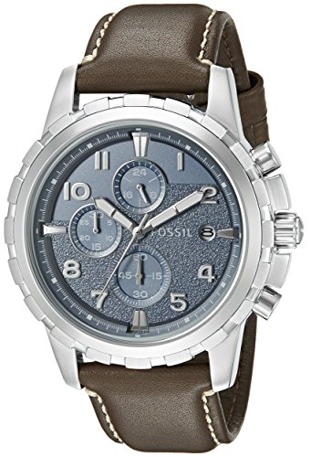 fossil watch men dean chronograph - 4