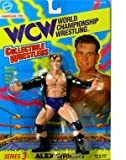 WCW Alex Wright Wrestling figure WWF WWE ECW