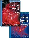 Halliday deLuxe: Lehrbuch inkl. Lösungsband