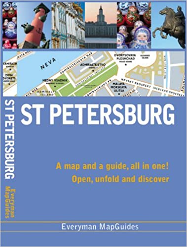 St Petersburg (Everyman MapGuides): EVERYMAN GUIDES: 9781841592220: Amazon.com: Books