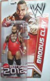 WWE Best of 2012 Brodus Clay Figure