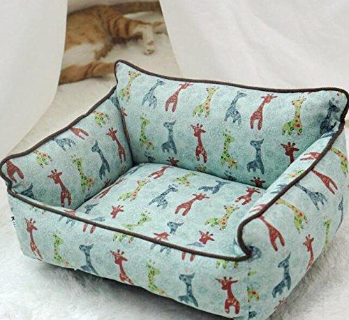 qualità di prima classe Xinjiener Sacco Sacco Sacco a pelo rimovibile e lavabile Pet Nest Cat Sleeping Bag verde Deer  incentivi promozionali