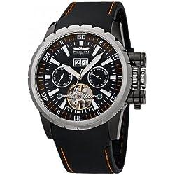 Perigaum Automatic Men's Watch P-1108-As-S-Pu