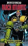 Judge Dredd #3: Black Atlantic by Peter J. Evans front cover